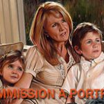 portrait commission in Bolton